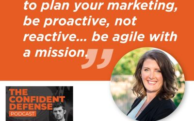 The Confident Defense Podcast: Featuring Amy Looper with Relativity Sells